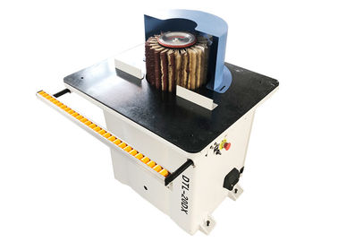 Electric Wood Sanding Equipment Commercial Horizontal Heavy Duty